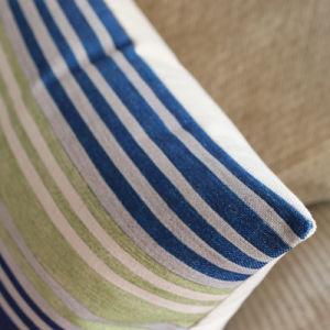 Reactive Printing Reasonable Cotton Linen Decorative Pillow Cases pictures & photos