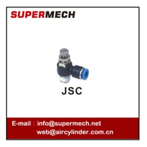 Jsc Air Speed Quick Connector Pneumatic Hose Fitting pictures & photos