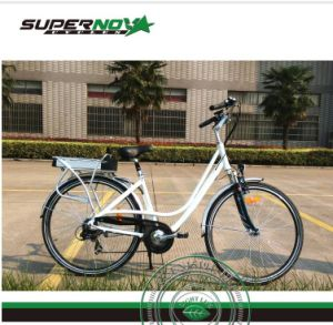 """250W Motor 26"""" Tyre Lithium Battery Electric Bike pictures & photos"""