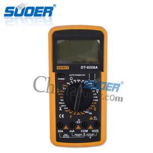 Digital Multimeter (DT-9208A+) pictures & photos