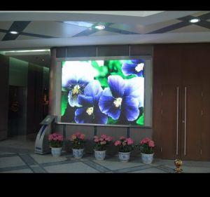 HD P2.5, P3, P4, P5, P6, P7.62, P10 Indoor SMD Full Color LED Display Screen pictures & photos