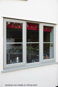 UPVC Profile Casement Window Grill Design with Cheap Price Windows pictures & photos