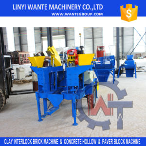 Moveable Hydraulic Clay Brick/Block Making Machine for Small Business pictures & photos
