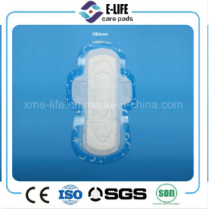 Hot Sell Wings Sanitary Napkin Dry Net Surface with Cheap Price pictures & photos