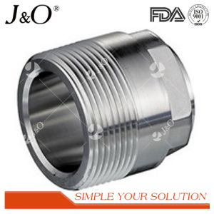 Sanitary Stainless Steel Hose Coupling NPT Female Clamp Adapter pictures & photos