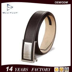 Custom Logo Genuine Leather Men Waist Belts Ratchet Belt pictures & photos
