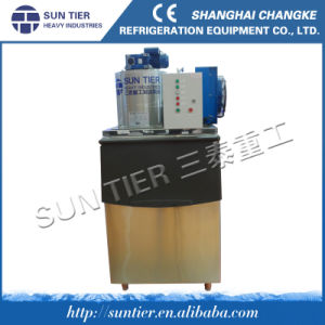 300kg/Day Flake Ice Making Machine for Small Business pictures & photos