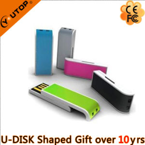 Colorful Gift Super Slim Slide Mini USB Flash Drive (YT-3209) pictures & photos