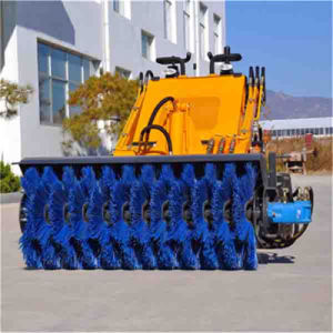 Small Digging Machine Wheel Digger for Sale pictures & photos