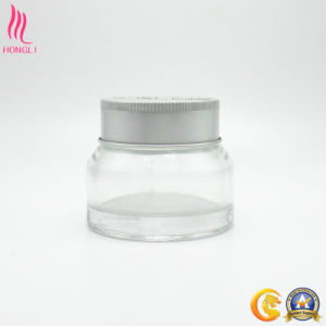 Wholesale Large Capacity Facial Mask Empty Glass Jar pictures & photos