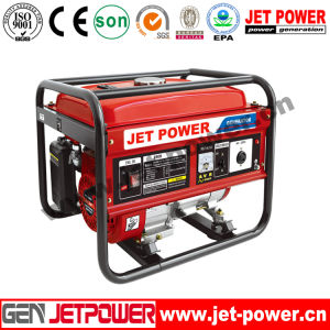 Gasoline Engine Generator Portable Petrol Generator 2kw Air-Cooled Gasoline Generator pictures & photos