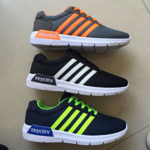 Popular Colorful Men and Women Running Sports Casual Shoes Sneaker & Athletic Shoes pictures & photos