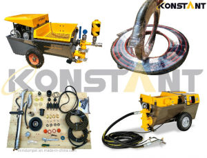 Hot Semi - Automatic Lime Spraying Plastering Machine pictures & photos