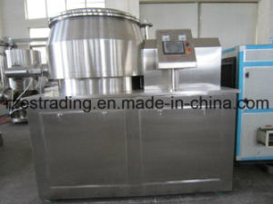 Ghl Series High Speed Mixing Granulator for Granulating Material pictures & photos