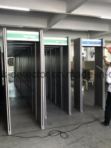 Single Zone Walk Through Metal Detector Body Security Detector pictures & photos