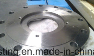 Custom Flange Machined Zg20 5MP-4 Sand Casting pictures & photos