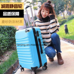 Bw1-044 ABS+Film/PC Luggage Bag Suitcase New Style Trolley Travel Luggage pictures & photos