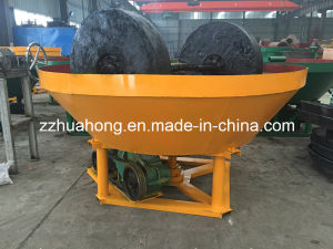 Wet Pan Mill, Gold Panning Equipment, Edge Runner Mill pictures & photos