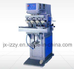 6 Color Pad Printing Machine with Shuttle Plate pictures & photos