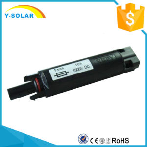 15A 1000V-TUV&600V-UL Mc4 Safety Fuse for Solar Panel Mc4b-C1 pictures & photos