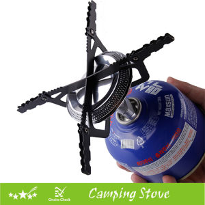 New Design Outdoor Gas Stove with Large Pot Support pictures & photos