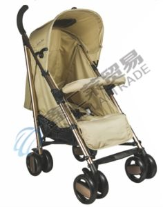 Aluminum Tube Folding Umbrella Buggy
