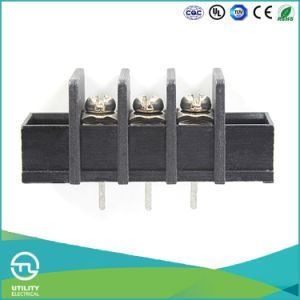 Bu8.255-H Barrier Terminal Blocks 8.255mm 22-12 AWG Polyamide 66 V0 pictures & photos