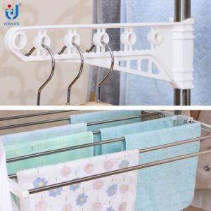 Stainlesss Steel Garment Rack pictures & photos