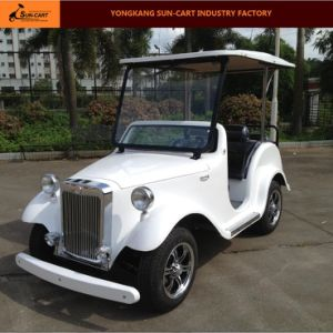 4 Seater Electric Vintage Car (vintage vehicle) pictures & photos