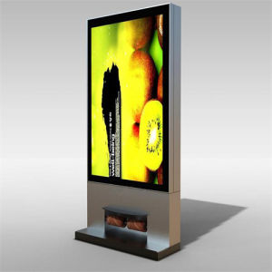 Outdoor Advertisement LCD Kiosk Display pictures & photos