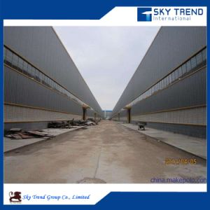 Sandwich Panel Steel Structure Workshop & Warehouse pictures & photos