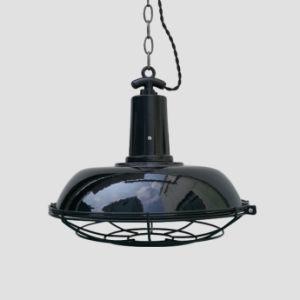 Black Industry Retro Light for Kitchen