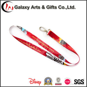 2017 Popular Office Products Polyester Neck Strap Universal ID Card Lanyard