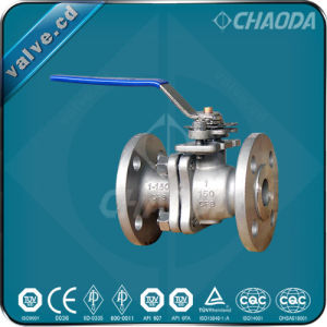 Metal Seated Floating Ball Valve pictures & photos