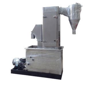 PE PP Plastic Flakes Pellet Vertical Dewatering Machine