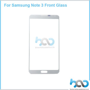 Good Price Phone Front Glass Lens for Samsung Note3 Part pictures & photos