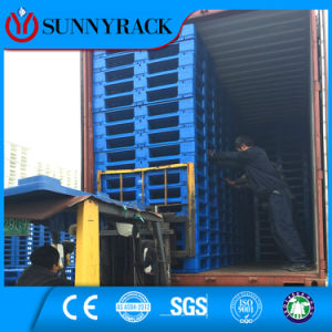 Warehouse Storage Heavy Duty Plastic Pallet for Pallet Rack pictures & photos