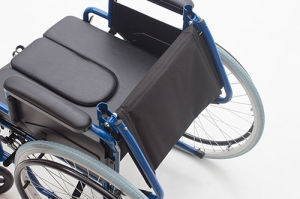 Commode, Foldable, Wheelchair, Detachable Parts (YJ-016B) pictures & photos
