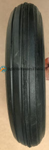 Solid Rubber Wheel for Heavy Duty Cart (335*75) pictures & photos