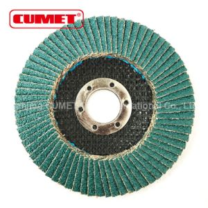 Abrasive Flap Disc Grinding Wheel 100mm X 16mm pictures & photos