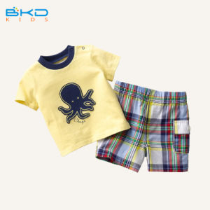 Summer Style Baby Wear Sportswear Baby Set pictures & photos