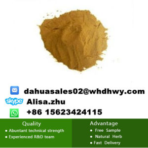 China Supply 20: 1sexul Pure Natural Plant Okra Extract pictures & photos