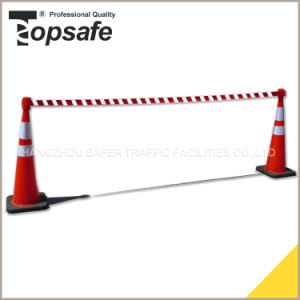3m Retractable Traffic Cone Topper pictures & photos