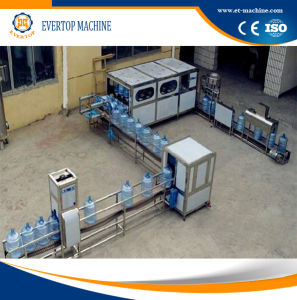 5 Gallon Bottle Aseptic Bottle Drinking Water Production Line pictures & photos