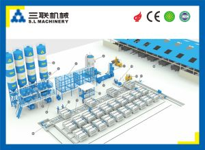 Fully Automatic EPS Sandwich Wall Panel Machine pictures & photos