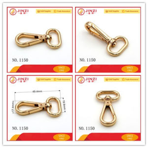 Customed Size Metal Carabiners Dog Leash Hook with Strong Stress pictures & photos