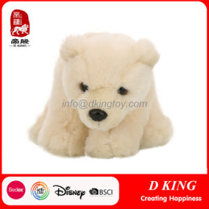 White Stuffed Plush Polar Bear Animals Toy pictures & photos