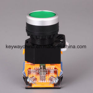 Keyway 6-380V 22mm Push Button Switch with CB/Ce/CCC pictures & photos