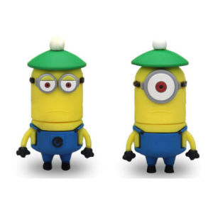 Mould Cartoon Creative Personality Mini God Steel Milk Dad USB Flash Drive 256GB pictures & photos