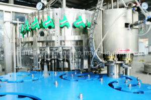 Glass Bottle Drinking Filling Machine Production Line with Ce pictures & photos